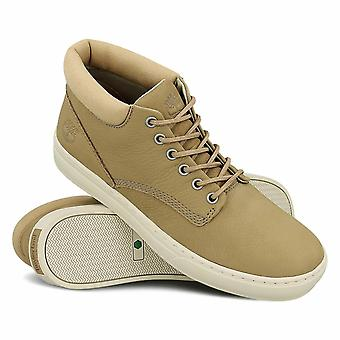 Timberland Mens Adventure 2.0 Cup sole Chukka Leather Trainers A1JVW