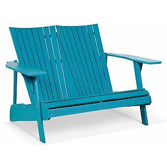 Lanterfant Fred tuinbank - blauw