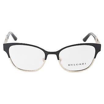 Bvlgari BV2201B 2043 51 Divas' Dream Cat Eye Bi Color Eyeglasses Frames