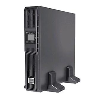 Emerson network power gxt4-2000rt230e ups 1,800 w 2,000 goes full load in blackout 4min black color