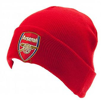 Arsenal Knitted Hat TU RD