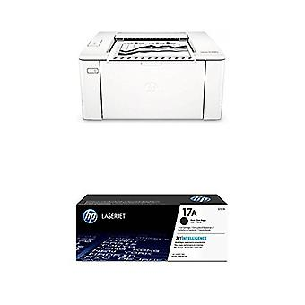 HP Laserjet Pro M102A 128 MB white monochrome laser printer