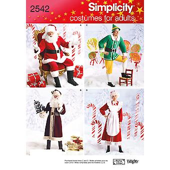 Simplicity Crafts Costumes L Xl U02542bb