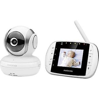 Baby monitor incl. camera Digital Motorola MBP33S 2.4 GHz