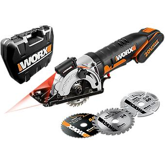 Worx Worxsaw - 1 Battery Li-Ion 20V-2,0Ah