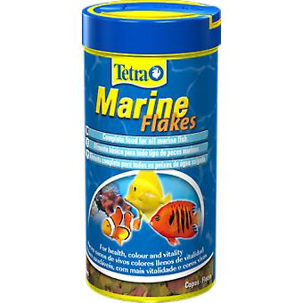 Tetra Marin Flakes (Fish , Food , Saltwater)