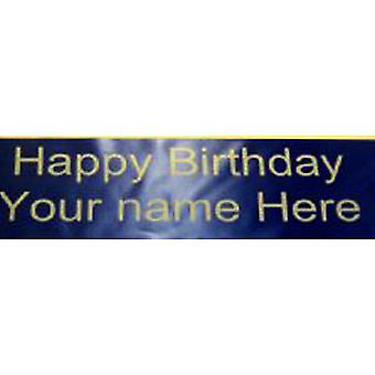 Birthday Name Sash