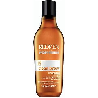 Redken For Men Saubere Brew Extra-Cleansing Shampoo