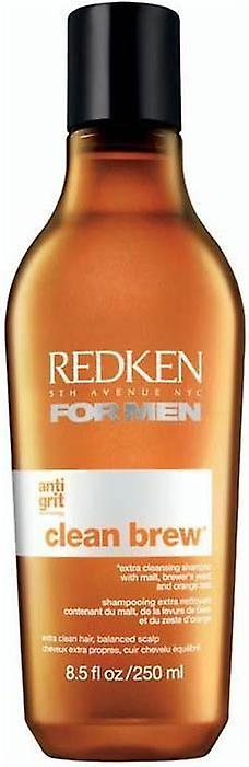 Redken For Men Clean Brew Cleansing Shampoo extra