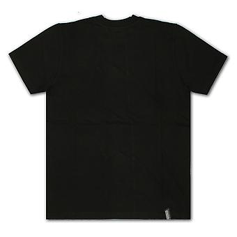 Dark N Cold Plain Black T-shirt