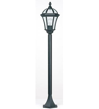 Endon YG-3504 Exterior Lamp Post In Black