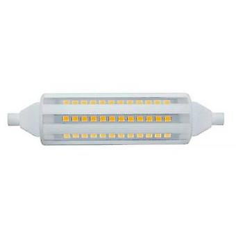 LED R7s Tubular 13 W = 89 W Warm white (Ø x L) 29 mm x 118 mm EEC: A+ DioDor dimmable 1 pc(s)