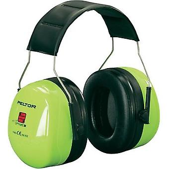 Peltor H520AV Optime II Neon green Ear Defenders