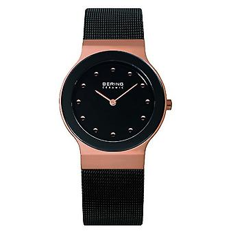 Bering ladies watch wristwatch slim ceramic - 32834-262