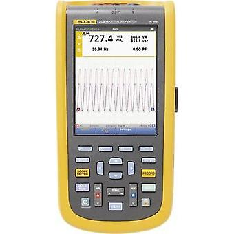 Handheld (scope-meter) Fluke FLUKE-124B/EU 40 MHz 4 null Multimeter functions