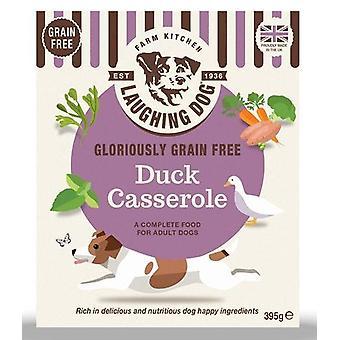 Griner hund herlig korn gratis Duck gryderet 395g (Pack af 8)