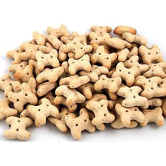 Pup Range - Calcium knogler 300g (pakke med 10)