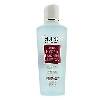Guinot Refreshing Toning Lotion (new Packaging) - 200ml/6.7oz