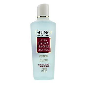 Guinot forfriskende Toning Lotion (ny emballasje) - 200ml / 6,7 oz