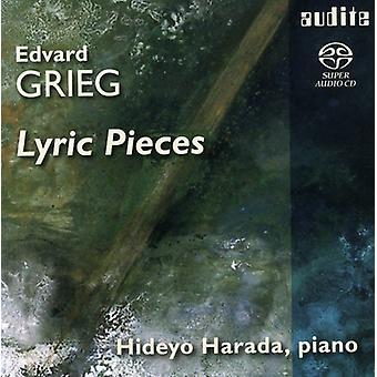 E. Grieg - Edvard Grieg: Importación piezas líricas [SACD] USA