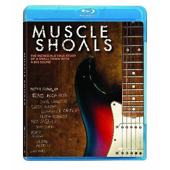 Muscle Shoals [BLU-RAY] USA import