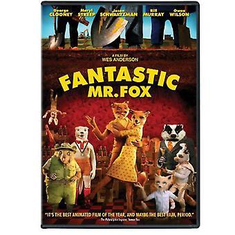 Fantastic Mr. Fox [DVD] USA import