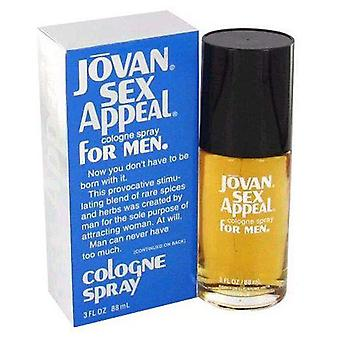 Astor Jovan Sex Appeal Men Edc Vapo 88 Ml (Homme , Parfums , Parfums)