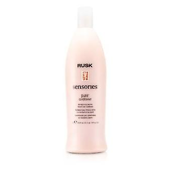 Rusk Sensories Pure Mandarin and Jasmine Vibrant Color Conditioner - 1000ml/33.8oz