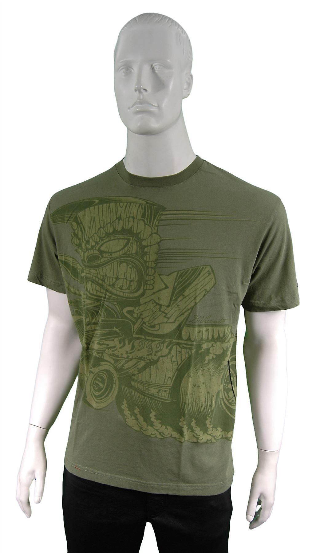 D Vicente Tiki Rodder Men's T-Shirt