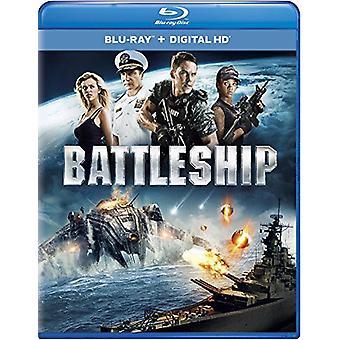 Battleship [BLU-RAY] USA import