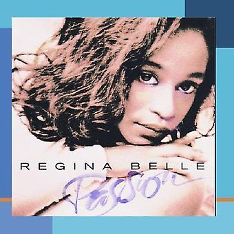 Regina Belle - lidenskap [DVD] USA importere