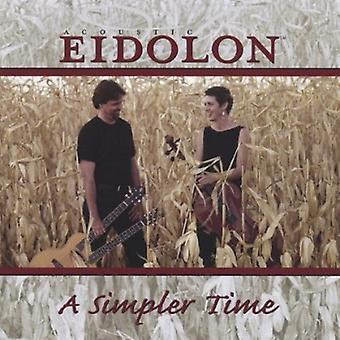 Akustisk Eidolon - enklere tid [DVD] USA import