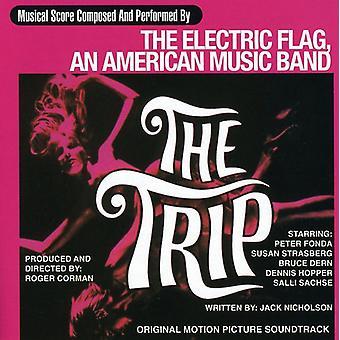 Various Artists - Trip [CD] USA import