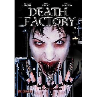 Død fabrikken [DVD] USA import
