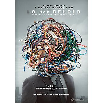 Lo and Behold: Reveries of the Connected World [DVD] USA import
