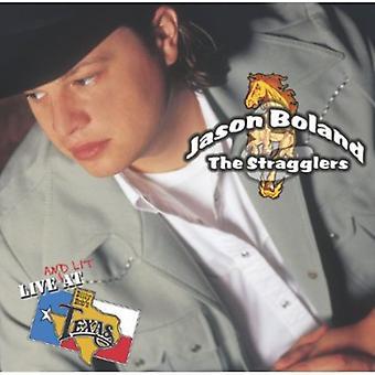 Jason Boland & efternølerne - Live på Billy Bob's Texas [CD] USA import