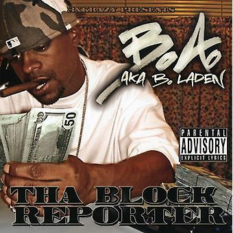 B.a. of 3X Krazy - Tha Block Reporter [CD] USA import
