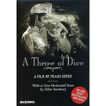 Throw a Dice [DVD] USA import