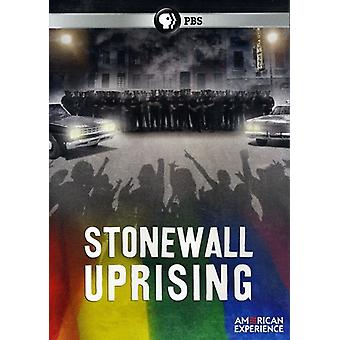 American Experience: Stonewall Uprising [DVD] USA import