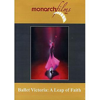 Ballet Victoria: En Leap of Faith [DVD] USA importerer