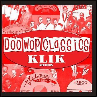 Clásicos del doo-wop (Klik Records) - Vol. 5-Doo-Wop clásicos (Klik Records) [CD] USA importar