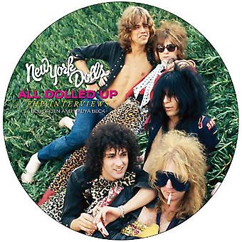New York Dolls - alle Dolled op: Interview Picturedisc & DVD [Vinyl] USA import