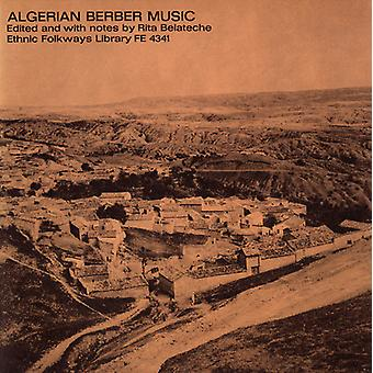 Algerian Berber Music - Algerian Berber Music [CD] USA import
