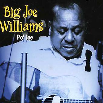 Big Joe Williams - Po' Jo [CD] USA import