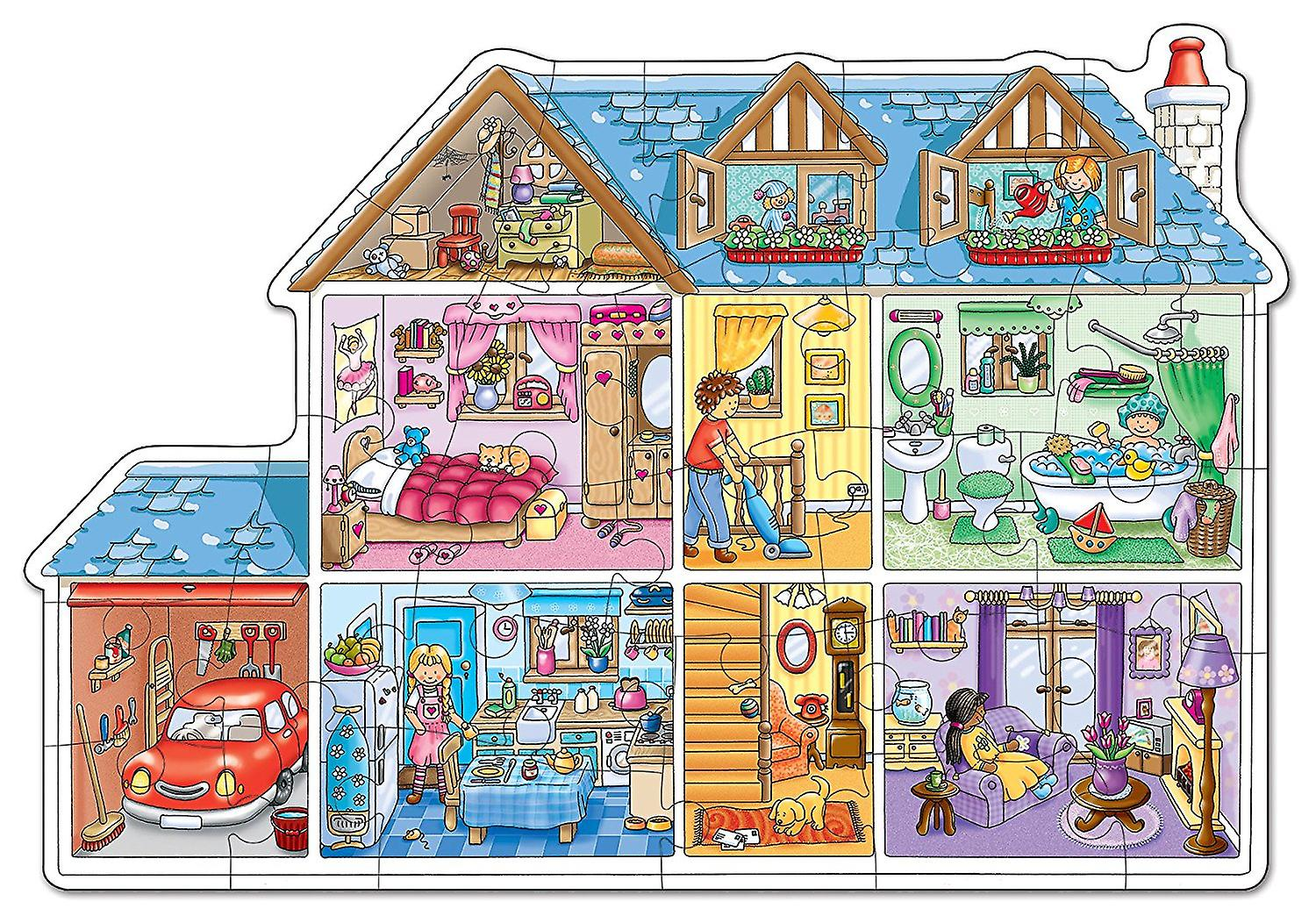Orchard Dolls House Puzzle