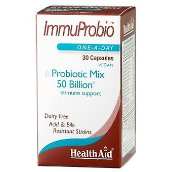 Health Aid Immunobio Probiotics 50.000 Million 30 Capsules