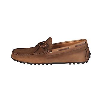 Trussardi Moccasins Brown Men