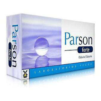 Laboratorios Tegor Parson Forte 60 Capsules (Dietetics and nutrition)