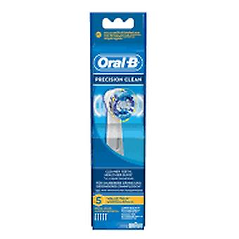 Oral B Replacement Dental Brush Eb 20-5 Ffs Precision Clean