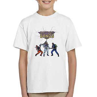 Slaget af Bands Eternia Skeletor børne T-Shirt